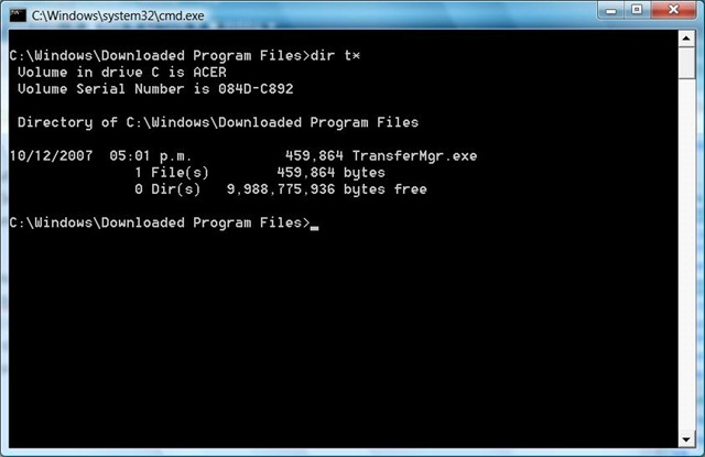 Open a Socket! » Microsoft Download Manager